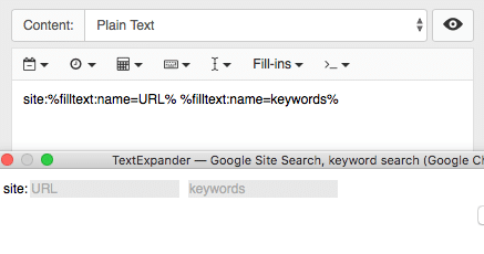 TextExpander Tips: Use Text Snippets for Fast Web Searches