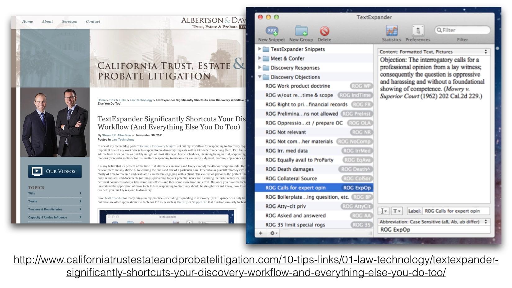 California Trust blog image