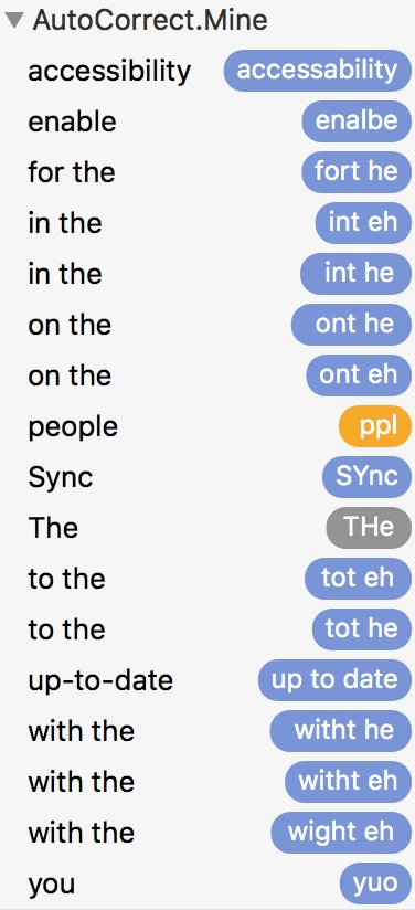 How To: Type Accurately Using Autocorrect Snippets as Your