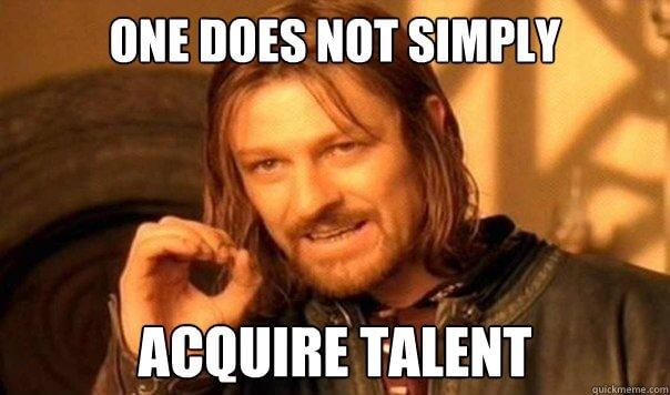 game of thrones recruitment meme
