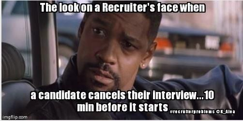 candidate recruitment meme