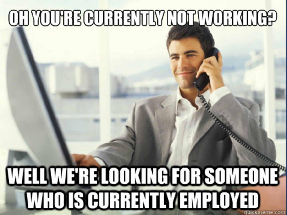 sourcing recruitment meme