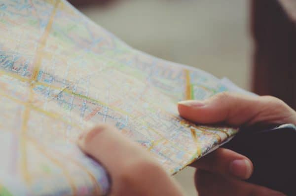 metrics map