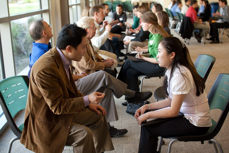 Corporate sponsorship programs with mentors and sponsors to support diverse employees