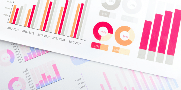 bar graphs and pie charts