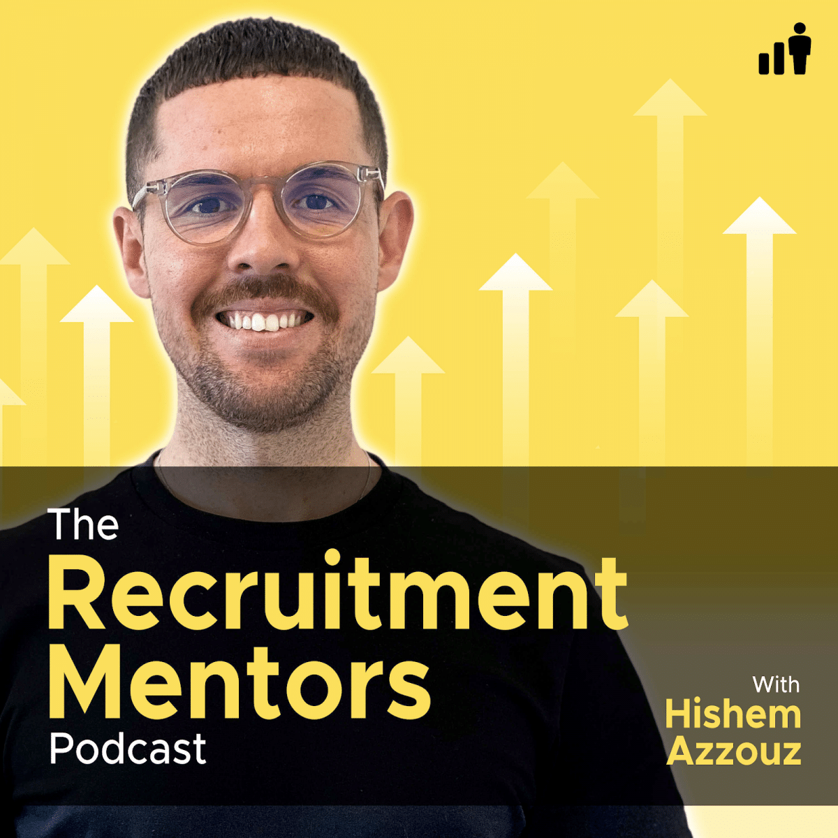 Hishem Azzouz from The Recruitment Mentors Podcast
