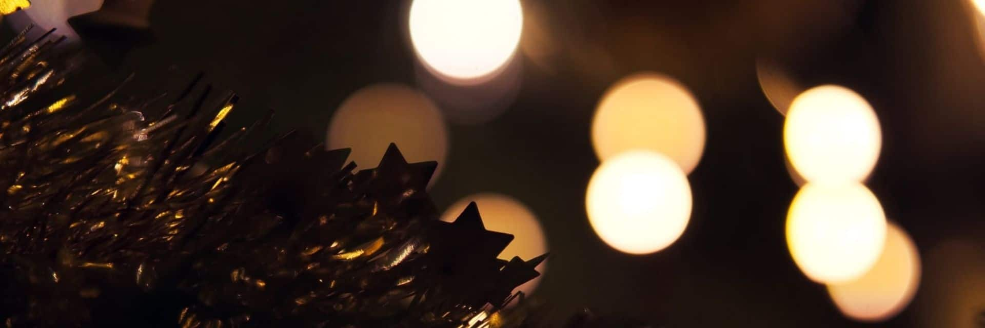 Office Holidays Lights