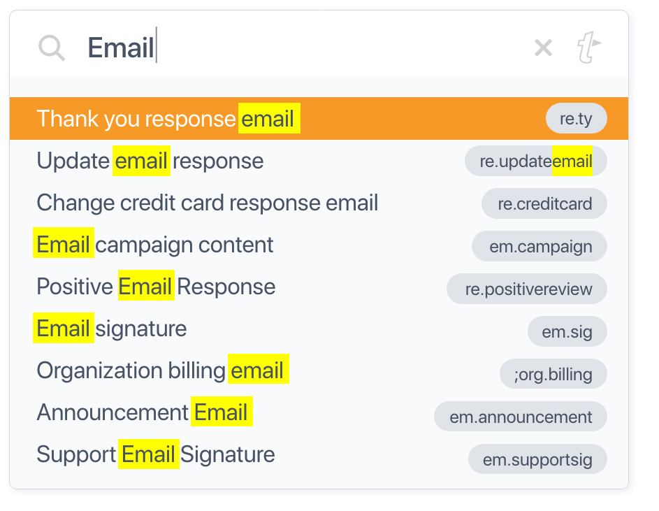 recruiting email tool